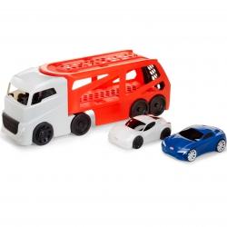 Little Tikes Laweta Do Przewozu Pojazdów + 2 Samochody