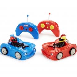 Little Tikes Zestaw Samochodów Zdalnie Sterowanych Bumper Cars