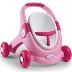 Smoy MiniKiss 3w1 Chodzik Pchacz Wózek