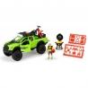 Dickie Play Life - Zestaw Kolarstwo górskie Samochód Ford Raptor + Akcesoria