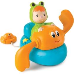 Muzykalny krab do kąpieli z serii Cotoons