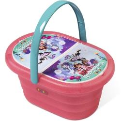 Smoby Koszyk Piknikowy Disney Princess z akcesoriami
