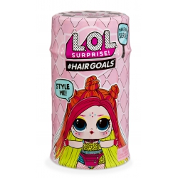 L.O.L. Surprise Zwierzątko LOL z futerkiem Fuzzy Pets Makeover
