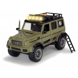 Dickie Play Life - Zestaw Wyprawa na łowy Samochód Mercedes-Benz