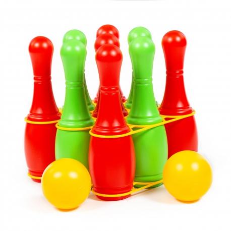 LITTLE TIKES Kręgle zestaw do gry bowling Pink