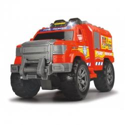 DICKIE Jeżdżąca Straż Pożarna Wóz Światło Dźwięk A.S. 20cm