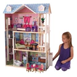 KidKraft Drewniany domek dla lalek My Dreamy Beauty