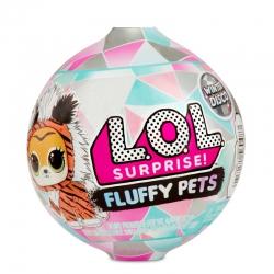 L.O.L. SURPRISE - Zwierzątko LOL w kuli niespodziance Seria 2 Eye Spy
