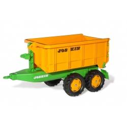 Rolly Toys Przyczepa Rolly-Container Joskin 2 Osie