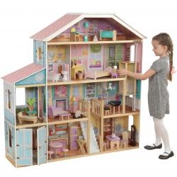 KidKraft Drewniany Domek Dla Lalek Grand View