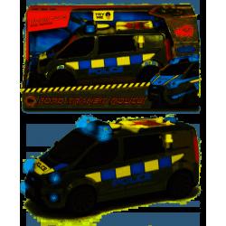 Samochód Policyjny DICKIE SOS_N Policja Ford Transit 28 cm