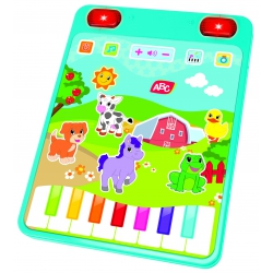 SIMBA ABC Fun Tablet Tablet Interaktywny Pianinko