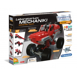 Clementoni Laboratorium Mechaniki Monster Truck
