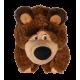 SIMBA Lalka Masza Przebrana za Niedźwiedzia 2w1 25cm
