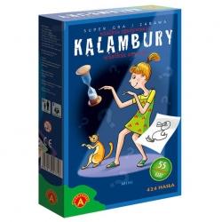 Alexander Kalambury - Gra zręcznościowa 258 elementów