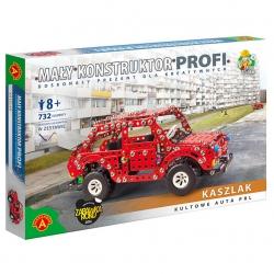 Mały Konstruktor służba drogowa- Pług