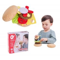 CLASSIC WORLD Zestaw Do Przygotowywania Hamburgera