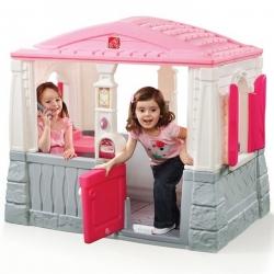 STEP2 Domek z Podłogą Różowy
