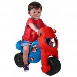Jeździk motor Feber Sprint Czerwony do odpychania