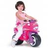 Różowy Jeździk Pchacz Motorek Biegowy Thundra Injusa