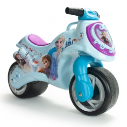 Motorek Biegowy Jeździk dla dzieci Kraina Lodu Frozen II Injusa
