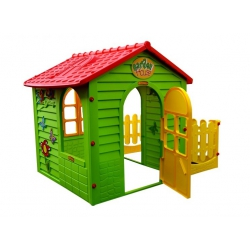 Mały Domek Z Tarasem Mochotoys