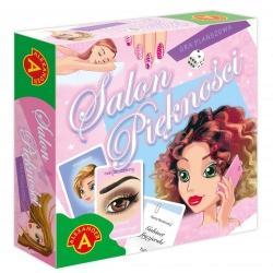 ALEXANDER - Salon Piękności - Gra towarzyska Planszowa