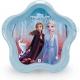 Duża Piaskownica dla dzieci Frozen II Kraina lodu Zamykana Muszelka Plastikowa