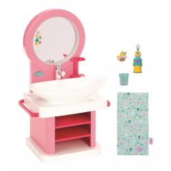 Zestaw Do Mycia Interatkywna Toaletka zlewik Baby Born Annabell