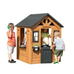 Duży drewniany domek ogrodowy dla dzieci Step 2 Sweetwater Backyard Discovery