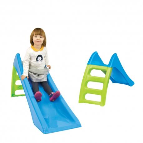 WOOPIE Zjeżdżalnia Fun Slide Niebieska