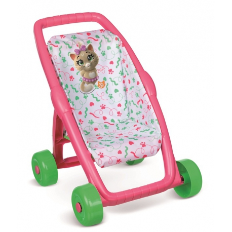SMOBY 44 Koty Spacerówka dla Lalki