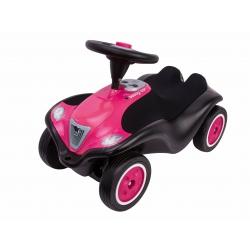 Jeździk Pchacz BIG Bobby Car Next Różowy Światła LED Klakson