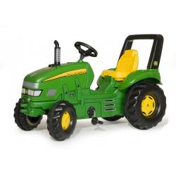 X-TRAC Traktor na pedały Deere Rolly Toys