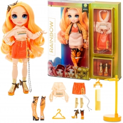 L.O.L Rainbow High Fashion Doll - Poppy Rowan