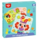 TOOKY TOY Puzzle 4 w 1