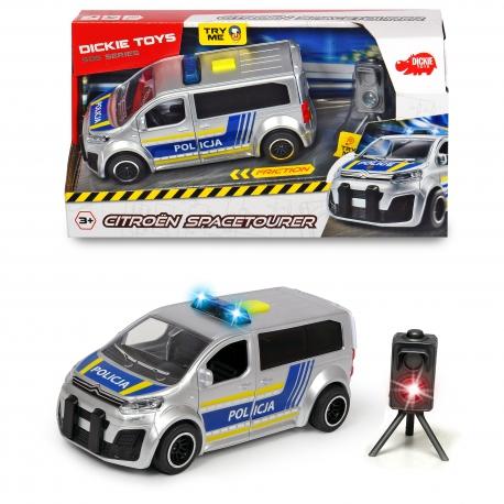 SIMBA Samochód Policyjny SOS Citroën SpaceTourer