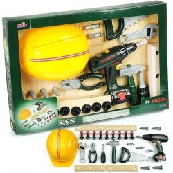Klein Mega Zestaw narzędzi Bosch z wkrętarką 36 elementów