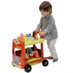 Ecoiffier Wózek z Jedzeniem Truck Food