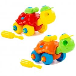 Wader QT Kolorowy Żółwik Ze Śrubokrętem