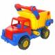 Zestaw Narzędzi 57elementów + Ogromna Ciężarówka Wywrotka Samochód 74cm Wader QT Polesie