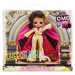 L.O.L. SURPRISE - Lalka kolekcjonerska LOL OMG REMIX Jukebox B.B. Szafa Grająca