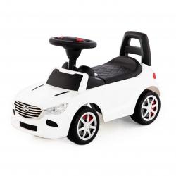 Samochód Jeździk Super Car Biały Polesie
