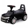 Wader QT Samochód Jeździk Super Car Czarny