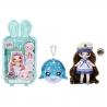 Na! Na! Na! Surprise Sparkle - Lalka Sailor Blu i Wieloryb w balonie z konfetti Seria Cekinowa Pom