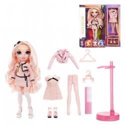 MGA Rainbow High Fashion Doll - Pink - Bella Parker