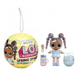 LOL Surprise Spring Sparkle Kula Wielkanocna Laleczka Chick a Dee