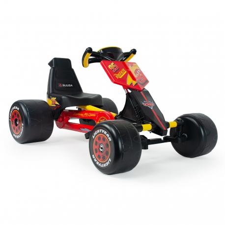 INJUSA Gokart Special Fix Wheel Cars