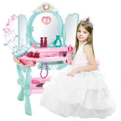 WOOPIE Toaletka Interaktywna dla Dzieci Różdżka Dźwiękiem MP3 + 25 Akc.