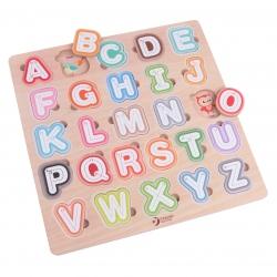 CLASSIC WORLD Układanka Puzzle Alfabet